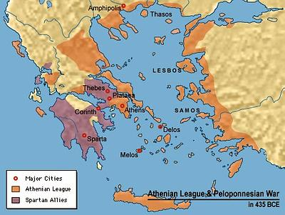 melian dialogue essay One central piece to this discourse is the melian dialogue, a debate-‐like  of the  declination of the athenian empire thematically, it is an essay on power.