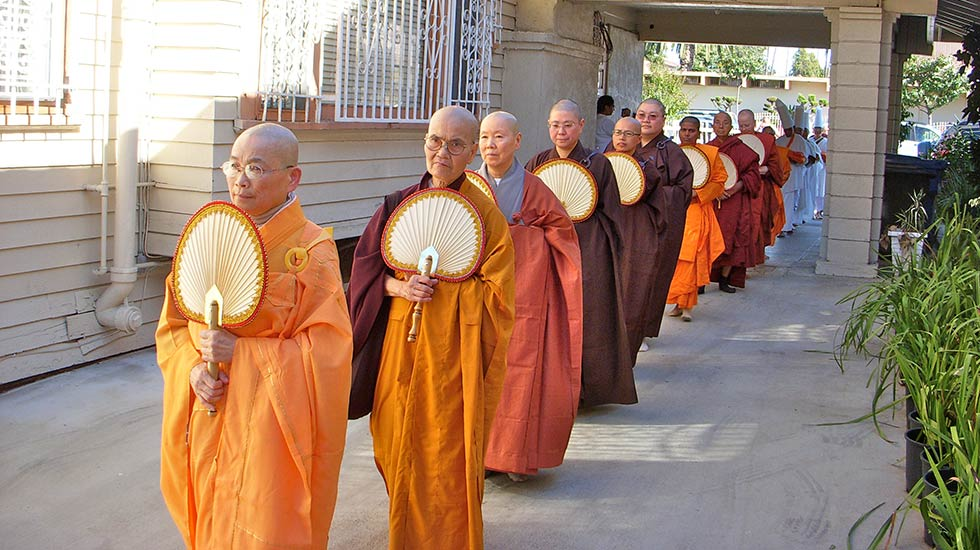 Photo from www.bhikkhuni.net