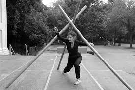 Dancer/Choreographer Sally Gross (1933-2015)
